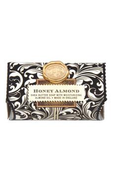 Michel Designs Works Honey Almond Large Bath Soap Bar
