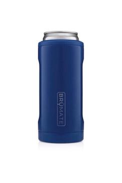 BruMate Hopsulator Slim Royal Blue 12 oz Slim Cans