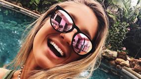 Blenders Rose Theater Sunglasses