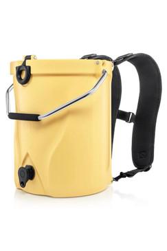 BruMate Backtap Cooler Daisy Yellow