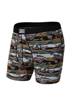 Saxx Ultra Boxer Brief Graphite Mura Kamo