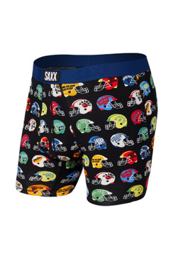 Saxx Ultra Boxer Brief Multi The Huddle Is Real