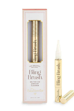 Baublerella Bling Brush® The Original Natural On-the-Go Jewelry Cleaner