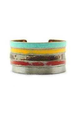 "Ella Jude 1/4"" Wide Stackable Bracelets"