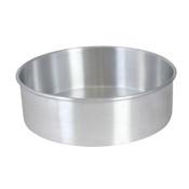 "12"" X 3"" LAYER CAKE PAN, ALUMINUM, 0.9mm"
