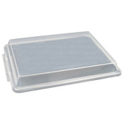 "18"" X 13"" HALF SIZE SHEET PAN COVER, PLASTIC"