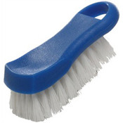 "6"" X 2 1/2"" X 2"" CUTTING BOARD BRUSH, PLASTICS, BLUE"