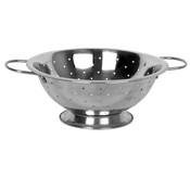 3 QT STAINLESS COLANDER