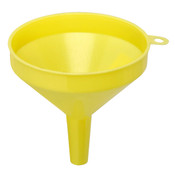 "16 OZ PLASTIC 5 1/4"" FUNNEL"