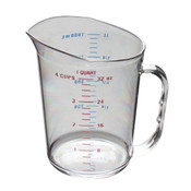 1 QT/ 1L POLYCARBONATE MEASURING CUP