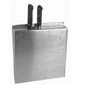 STAINLESS KNIFE RACK