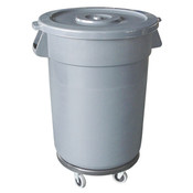 LID FOR PLTC044G, PLASTICS, GREY