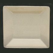 "10 1/4"" X 10 1/4"" SQUARE PLATE, 1"" DEEP, PASSION PEARL"