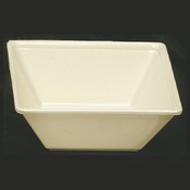 "23 OZ, 6"" X 6"" SQUARE BOWL, 2 1/8"" DEEP, PASSION PEARL"
