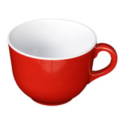"23 OZ, 4 3/4"" MUG, PASSION RED"