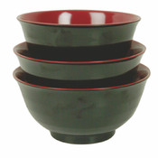 "24 OZ, 6 1/8"" SOUP BOWL, TWO TONE (M)"
