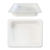 "1/2 40MM/ 1 1/2"" DEEP MELAMINE GN PAN"