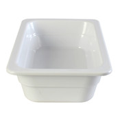"1/4 65MM/ 2 1/2"" DEEP MELAMINE GN PAN"