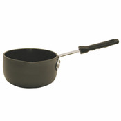 3 QT ANODIZED COATED SAUCE PAN