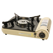PORTABLE GAS STOVE WITH CSA CERTIFIED
