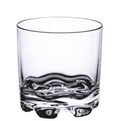 8 1/2 OZ ROCK GLASS, HEAVY BASE, STACKABLE, POLYCARBONATE, CLEAR