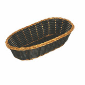 """PLASTIC BREAD CONTAINER OBLONG GOLD 8 1/4"""" X 4 1/4"""" X 2"""""""