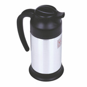 0.7L BLACK/STAINLESS CARAFE