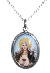 Immaculate Heart Pendant