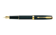 Parker Sonnet Matte Black GT Fountain Pen