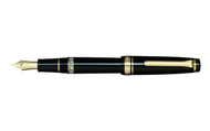Sailor Realo Professional Gear Black Fountain Pen