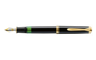 Pelikan Souveran 600 Black Fountain Pen