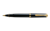 Pelikan Souveran 600 Black Rollerball Pen