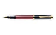 Pelikan Souveran 400 Red Black Rollerball Pen