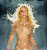 Britney Spears Wow 8 x 10 Photo