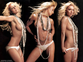 Britney Spears Wow Wow 8 x 10 Photo