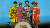 The Beatles Sgt Pepper 8 x 10 Photo