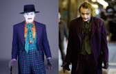 The Jokers In Batman heath Ledger Jack Nickel son 8 x 10 Photo