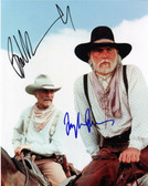Gus and Call Signed Lonesome Dove 8 x 10 Gloss Photo