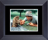 Bill Murry In Caddyshack With Gopher