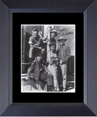 Gunsmoke Cast Photo With Burt Reynolds
