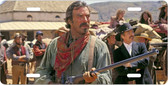 Tom Selleck Quigley Down Under Motivational License Plate