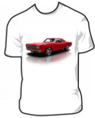 1969 Plymouth Roadrunner Hemi T Shirt