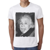 Albert Einstein Celebrity Hollywood Star T Shirt Legend