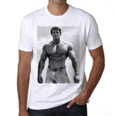 Arnold Schwarzenegger Celebrity Hollywood Star T Shirt Legend