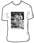 Barney Fife Andy Griffith Show Crime Stopper Cast T Shirt
