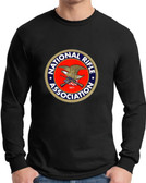 Nra Tin Sign T Shirt