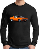 1970 Dodge Charger T Shirt