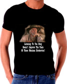 Call Mexican Strawberries - Lonesome Dove T Shirt Artist Peter Nowell
