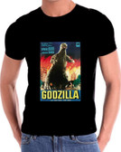 #3 Godzilla T Shirt King Of Monsters Japanese version