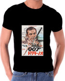 dr. no  007 Men T shirt  Japanese
